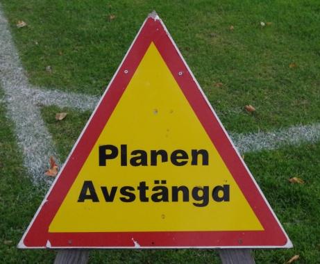 Som sagt. Säsongen över för den här gången. Foto: Pia Skogman, Lokalfotbollen.nu.