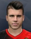 Pol Roigé, ny anfallare från Real Mallorca.
