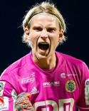William Eskelinen byter Allsvenskan mot den danska ligan.