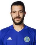 Juanjo Ciércoles är tillbaka på GIF:s mittfält mot Helsingborg.