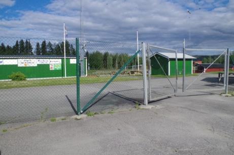 Så lämnar vi Ånge IP för den här gången. Foto: Pia Skogman, Lokalfotbollen.nu.