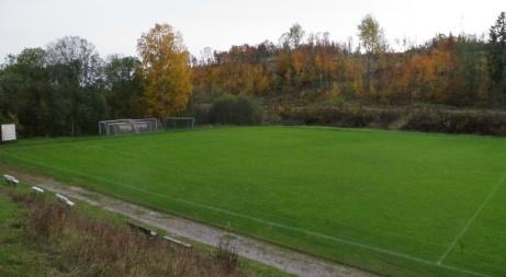 ...och koll även åt andra hållet. Foto: Pia Skogman, Lokalfotbollen.nu.