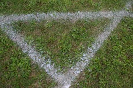 Varning för hörna! Foto: Pia Skogman, Lokalfotbollen.nu.