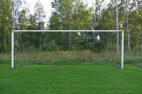Det gäller att ha mål i livet. Foto: Pia Skogman, Lokalfotbollen.nu.