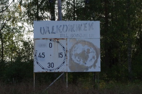 Matchuret inzoomat. Foto: Pia Skogman, Lokalfotbollen.nu.