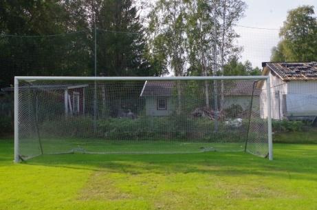 Straff! Men vart har keepern tagit vägen? Foto: Pia Skogman, Lokalfotbollen.nu.