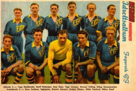 Fagerviks GF från Rekordmagasinet 1959.
