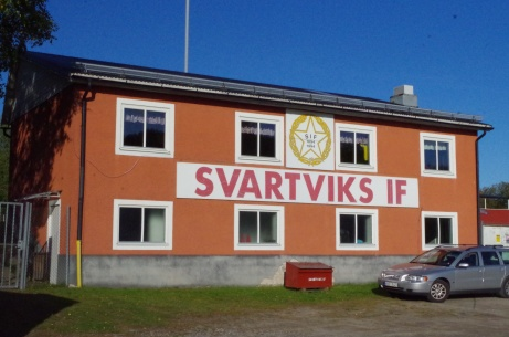 Ingen som helst tvekan om vilka som huserar här. Foto: Pia Skogman, Lokalfotbollen.nu.