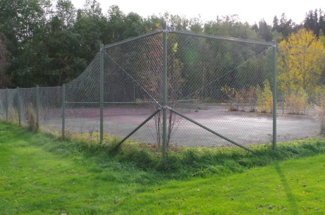 Anyone for(e) tennis? Foto: Pia Skogman, Lokalfotbollen.nu.