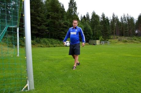 Mr Hassel, Seth Larsson, har tillbringat snart en mansålder på Hasselbacken.