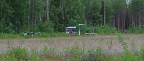 "Snart en ""gräsplan""? Foto: Pia Skogman, Lokalfotbollen.nu."