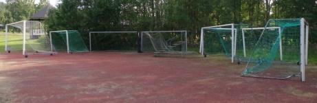 Vill ni se många mål? Åk till Härevallen i Indal. Foto: Pia Skogman, Lokalfotbollen.nu.