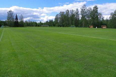 Vy mot nordväst. Foto: Pia Skogman, Lokalfotbollen.nu.