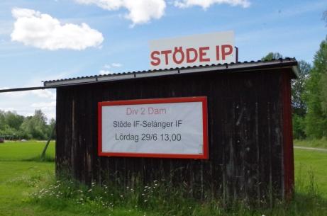 Nästa match mot Selånger IF. Men som den besservisser jag är måste jag påpeka att de heter Selånger FK. Foto: Pia Skogman, Lokalfotbollen.nu.