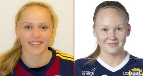 SDFF tappar efter degraderingen från Elitettan Selångerfostrade duon Olivia Wänglund och Wilma Wärulf. Olivia norrut till allsvenska Piteå medan Wilma drar söderut till Brommapojkarna i Stockholm.