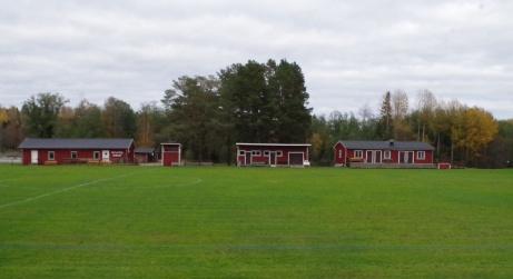 En bekant syn vid det här laget? Foto: Pia Skogman, Lokalfotbollen.nu.