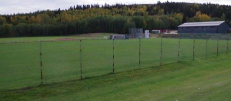 Kubenfältet sett från A-plan. Foto: Pia skogman, Lokalfotbollen.nu.