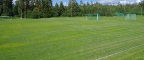 Bra koll österut mot målet. Foto: Pia Skogman, Lokalfotbollen.nu.