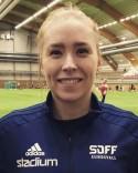 Alexandra Vesterberg, blir spelare nummer 4 i ordningen att gå från HSK till SDFF.