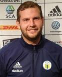 Indals poängräddare Niklas Nygren.