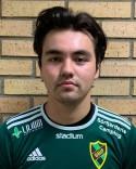 Sidsjö-Böles tvåmålsskytt Kevin Jacobsson.