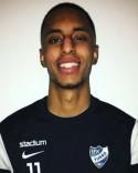 Samuel Keflit visade åter målhunger och följde upp förra veckans fyra mål med ett hattrick när Norr United vann igen.