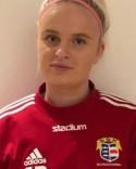 Linnëa Jensen gjorde två mål första kvarten när Selånger vann med 5-0.