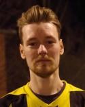 Mattias Johansson - Kubentränare och målskytt.