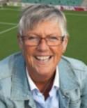 Lena Wallgren blev återvald som ordförande i MFF.