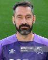 Scott Carson har spelat fyra A-landskamper för England.