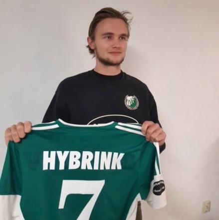 Anton Hyrbrink gjorde 16 mål för Svegs IK i division 5 Jämtland/Härjedalen ifjol. Nu är han klar för Östavalls IF och får #7 i den gröna tröjan, Foto: Östavalls IF
