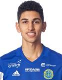 19-årige Paya Pichkah hittade krysset med sitt segernål mot AIK.