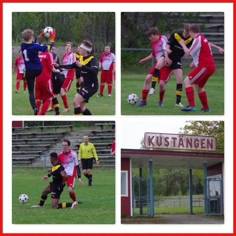 Medelpadssexan är vår enda lokala serie där man kommer att spela dubbelmöten. Så Stockvik och Ljunga kommer även i år att få mötas både på Kustängen och Ljungalid. Foton: Pia Skogman, Lokalfotbollen.nu.