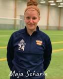 Även Maja charin kommer från Selånger.