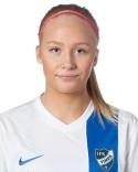 Maja Winsa satte SDFF:s 2-0-mål efter fem minuter.