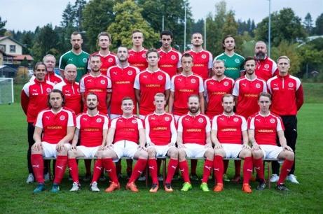 Någon lagbild på Svartviks IF årgång 2016 har inte gått att uppbringa men väl det lag året efter som gjorde en fin säsong i trean. Foto: Svartviks IF.