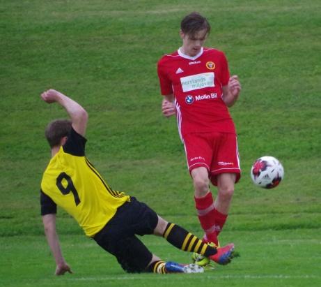 Bild 12.  Foto: Pia Skogman, Lokalfotbollen.nu.