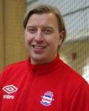 Stödes assisterande tränare Robert Englund.