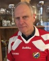 Bosse Börjesson - den givne tränaren för Kent Henrikssons Drömelva.