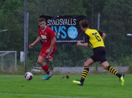 Bild 3. Foto: Pia Skogman, Lokalfotbollen.nu.
