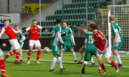 Svartvik och Östavall möts även i år i division 3 Mellersta Norrland. Foto: Pia Skogman, Lokalfotbollen.nu.