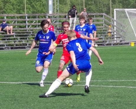 Foto: Pia Skogman, Lokalfotbollen.nu.