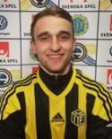 Sunds nyförvärv från Kuben, Arti Saluka, gjorde två mål mot Matfors.