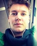 Nye Kubentränaren Mattias Johansson som i år stöter på sina småbröder i Essvik.