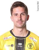 Förre IFK:aren Viktor Lövgren i Frejs tröja för ett par år sedan.