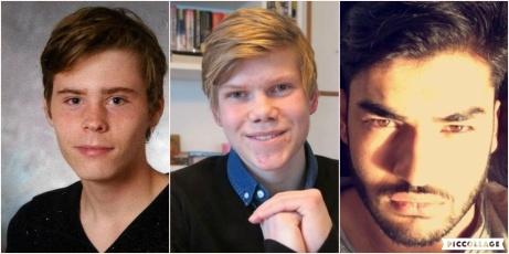 Trion Oscar Ulin, Oscar Moss och Abed Aref återvänder till IFK Sundsvall inför comebacken i Medelpadsallsvenskan.