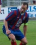 Suddig men bäst, 42-årige Stefan Näslund.