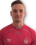 Petter Thelin lämnar Stöde utan att ha spelat någon match.