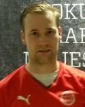 Daniel Näslund satte Svartviks andra mål.