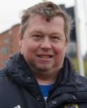 Selångetränaren Anders Nyberg. är nöjd efter vårens matcher.